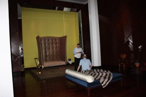 Spennende hotellinnredninger destinasjoner for Delano hotel decor